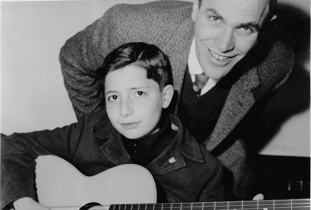 Nel 1963 P.Di Modugno e M. D'Alfonso